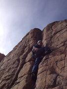 Rock Climbing Photo: Another crack.