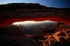 Mesa Arch / Canyonlands NP