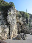 Rock Climbing Photo: The Prow from the boardwalk