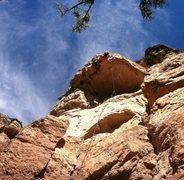 Rock Climbing Photo: Superfun #1 Superguy!