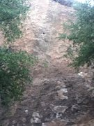 Rock Climbing Photo: Pic is kinda fuzzy but this will help you locate i...