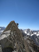 Rock Climbing Photo: Truly awesome! One of the best traverses in Cali!