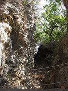 Rock Climbing Photo: Project Wall