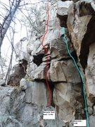 Rock Climbing Photo: Ameretto