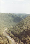 Rock Climbing Photo: The New River