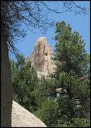 Rock Climbing Photo: Cynical Pinnacle. Photo by Blitzo.