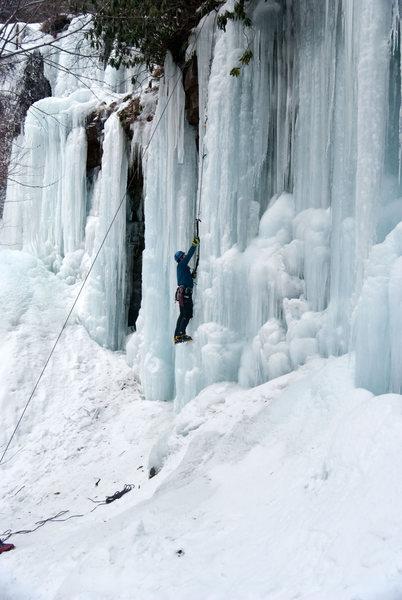 PA Ice. January 2011.