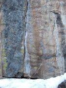 Rock Climbing Photo: The bottom half of Fakir