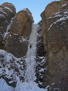 Rock Climbing Photo: Suicidal Failure 2-16-13
