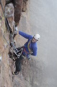 Rock Climbing Photo: G. Miller.