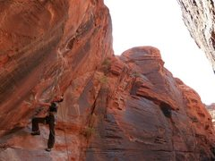 Rock Climbing Photo: Red Rocks, NV