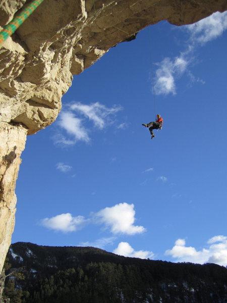 Rock Climbing Photo: goooooood times!