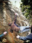 Rock Climbing Photo: Beta beta beta... what is the beta