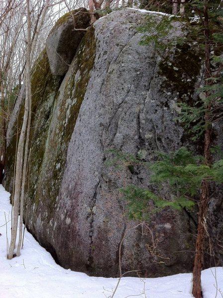 Rock Climbing Photo: Gritty V5
