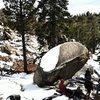 Seven boulder