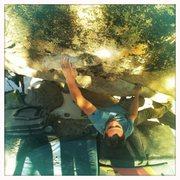 Rock Climbing Photo: Joe Martinez looking solid