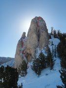 Rock Climbing Photo: Justification
