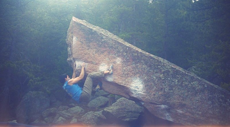 Rock Climbing Photo: Yep, another shot of the classic Turning Point. Lo...