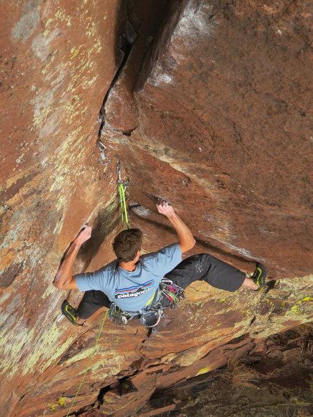 Rock Climbing Photo: Jessy Huey photo.