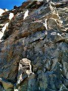 Rock Climbing Photo: Sweet surrender