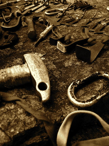 Tools of the Trade, Yosemite