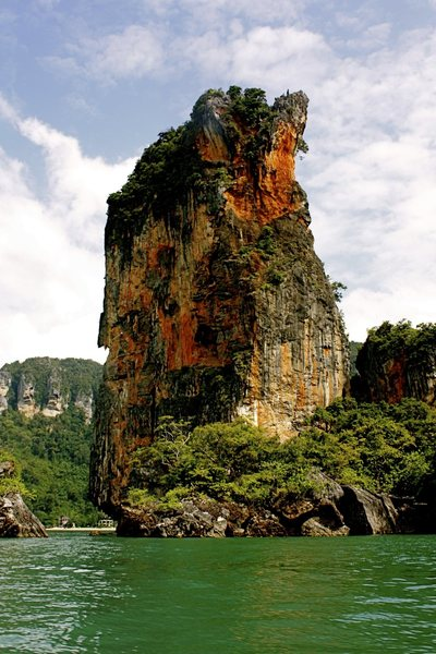 The glorious Ao Nang Tower