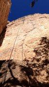 Rock Climbing Photo: Shelf Road Top 10.