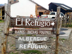 Rock Climbing Photo: El Refugio in Chalten  - a great place to stay.