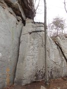 Rock Climbing Photo: Fame