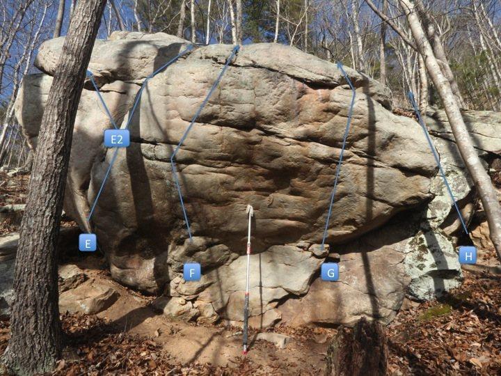 Rock Climbing Photo: Classics.