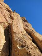 Rock Climbing Photo: Snuffy Smith, 5.9