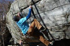 Rock Climbing Photo: great barrington