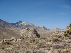 Rock Climbing Photo: Owen's Ridge from Heller Rocks.