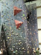 Rock Climbing Photo: Climb at Blue Ridge, Taylors, SC