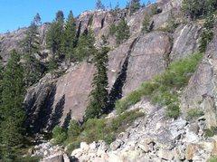 Rock Climbing Photo: Fun House