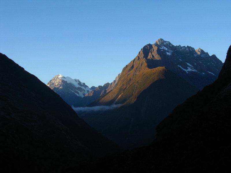 Rock Climbing Photo: The Darran's
