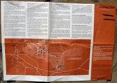 Rock Climbing Photo: Visitor Guide (1976), Joshua Tree National Monumen...