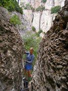 Rock Climbing Photo: Barrots loop hike
