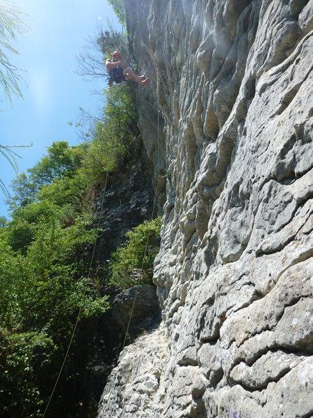 Rock Climbing Photo: Tenuite wall