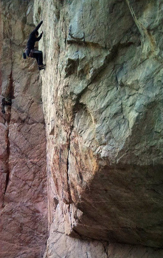Joel taking a burn on Narcissist 13a.