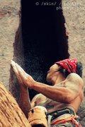 Rock Climbing Photo: lets go fatty!