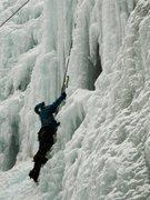 Rock Climbing Photo: South Park, Ouray Ice Park