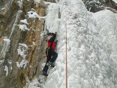 Rock Climbing Photo: Cascade Creek Main Flows