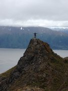 Rock Climbing Photo: Bird ridge, AK
