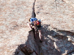 Rock Climbing Photo: Mount Scott