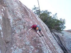 Rock Climbing Photo: Foolish Behavior