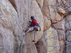 Rock Climbing Photo: Crab Eyes