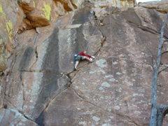 Rock Climbing Photo: Crazy Alice