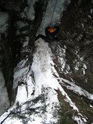 Rock Climbing Photo: Following Hobbit...photo by Simon Thompson