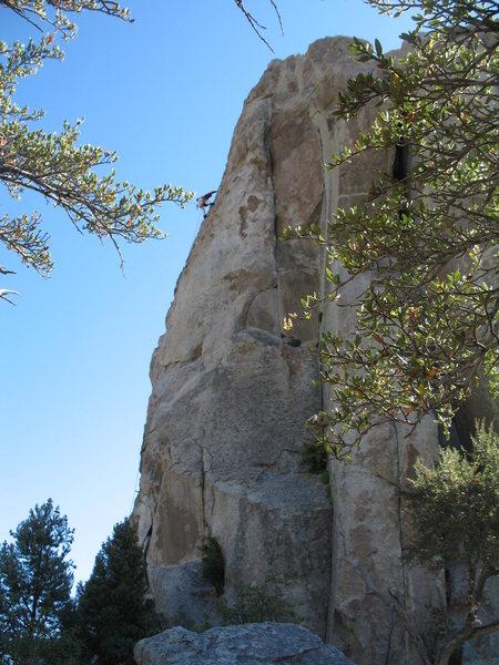 Rock Climbing Photo: Skyline